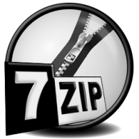 7-Zip is a file archiver with a high compression ratio.